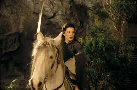 Liv Tyler - THE LORD OF THE RINGS: THE FELLOWSHIP OF THE RING