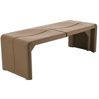 Peter Pepper Crater Bench Color: