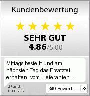 BLOMBERG GIN1580XB GIN1580XB95690 7659781642 Einbau-Geschirrspüler Kundenbewertungen von www.ersatzteile-blitzschnell.de einsehen