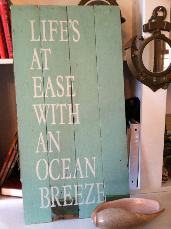 Vintage style sign