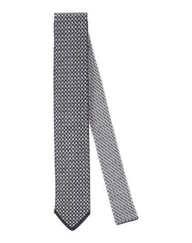 #Luigi borrelli napoli cravatta uomo Nero  ad Euro 70.00 in #Luigi borrelli napoli #Uomo accessori cravatte