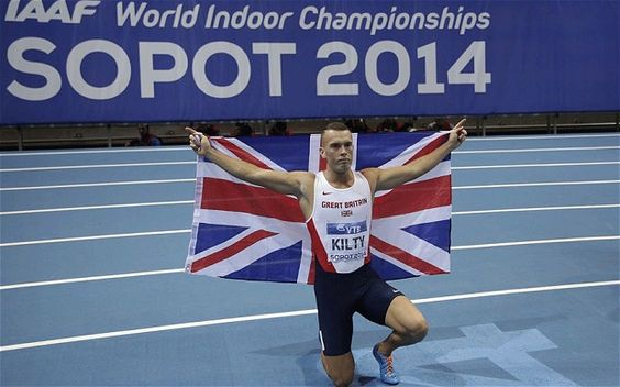 World Indoor Athletics Championships: Richard Kilty sets sights on breaking 10-second barrier