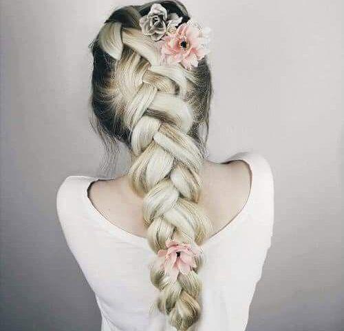 تسريحات شعر للمدارس بسيطة انيقة جذابة تسريحات جديدة Hair Styles Short Wedding Hair Braided Hairstyles For Wedding
