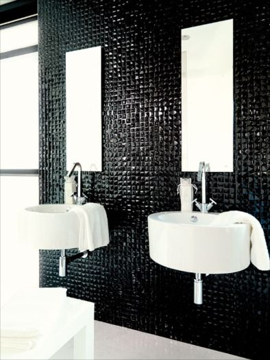 Porcelanosa usa velas negro ceramic wall tile www for Porcelanosa catalogue carrelage