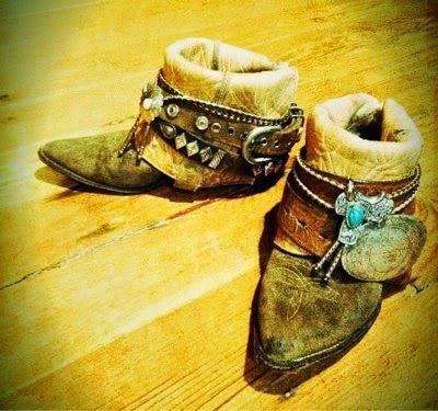 Consuminder, Repareer- en Creëermeer: Boho boots deel I