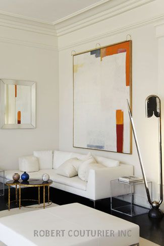 Robert Couturier House in Salzburg, Austria – Gallery | Robert Couturier | décor, architecture design
