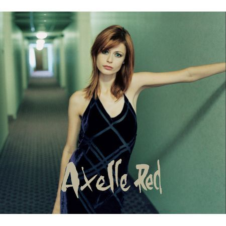 Axelle Red on the cover of her second album. Still her best in my humble opinion...