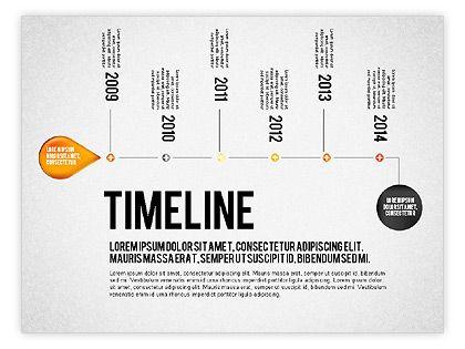 how to make a timeline calendar