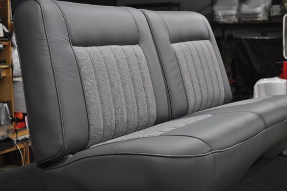 Fits Chevrolet Navy Dodge and Ford Trucks Full Size Truck Bench Seat Covers