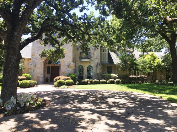 Luxury home for sale in Southlake, Texas!