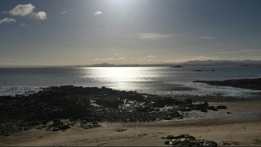 Firth of Forth from Aberdour