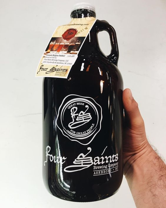 Co-Hops Beer Festival is just around the corner! @foursaintsbrewing from Asheboro will be there how about you? Tickets are $35 in advance $40 day of. Purchase your tickets today on our website. #cohops2016 #drinklocal #craftbeer #ncbeer