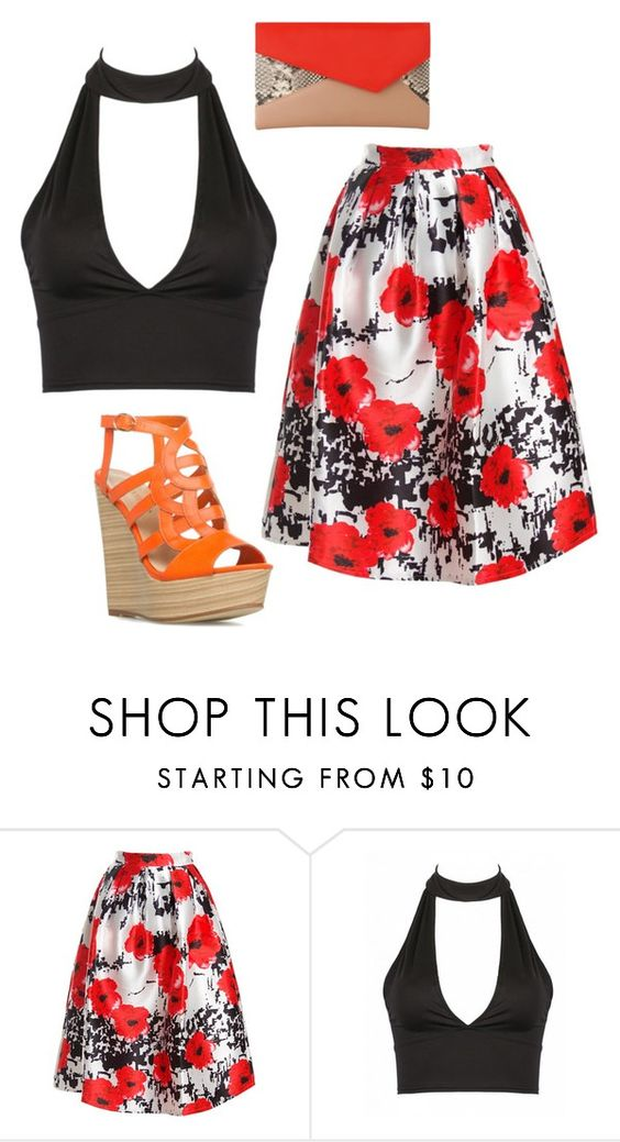 """""""Untitled #251"""" by hayleyl22 ❤ liked on Polyvore featuring Sans Souci and L.K.Bennett"""