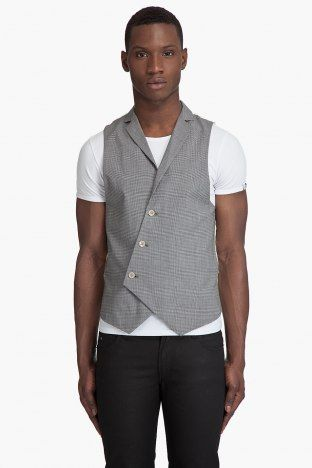 is there anything i love more than asymmetry in menswear?