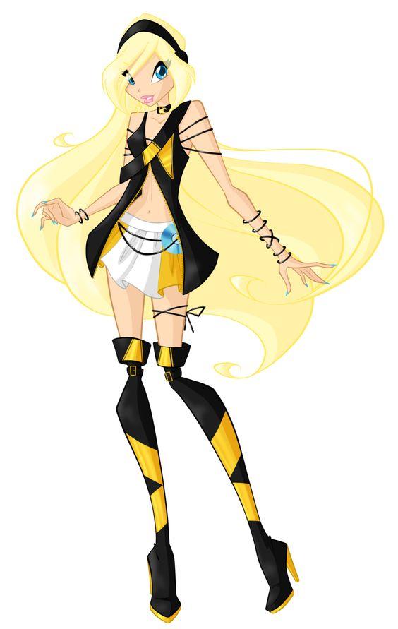 Miss MagiX Contest round 2 - Euphrosyne by Saku28.deviantart.com on @deviantART: