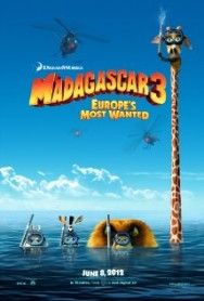 Madagascar 3 Europe's Most Wanted | The Movies Center