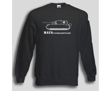 Pullover Panzerkampfwagen Maus / mehr Infos auf: www.Guntia-Militaria-Shop.de