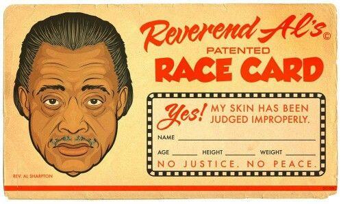 Al Sharpton (Race-Baiter)