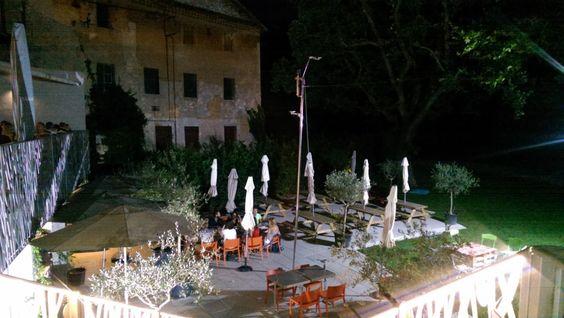 Picnic Garten Toinou Restaurant Aix-en-Provence