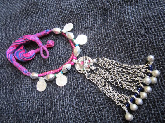 Tribal Jewelry by Nnazaquat on FAcebook.