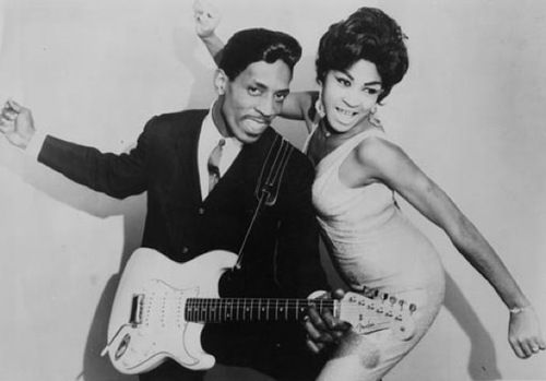 """Ike & Tina Turner-my first concert was these two together;  saw Tina's """"Private Dancer"""" tour years later..dynamite!"""