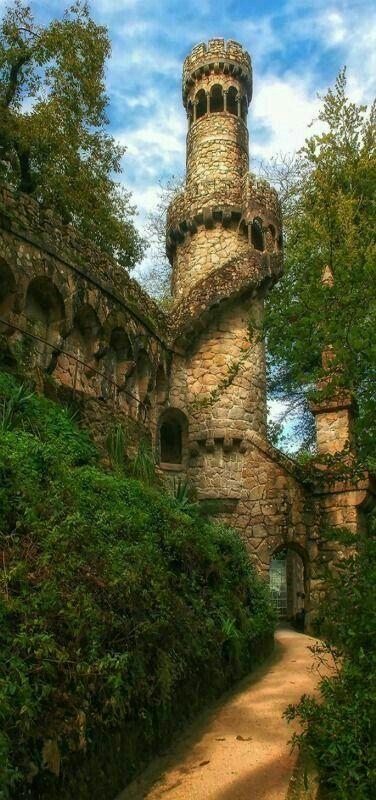 Quinta da Regaleira . Sintra Portugal