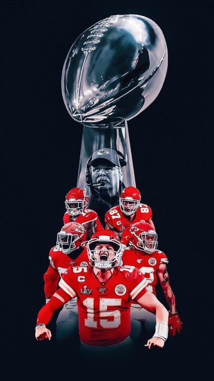 People Had Asked If This Wallpaper Existed With Black Background And Ran Across It So Enjoy In 2020 Kansas City Chiefs Logo Chiefs Wallpaper Kansas City Chiefs Shirts