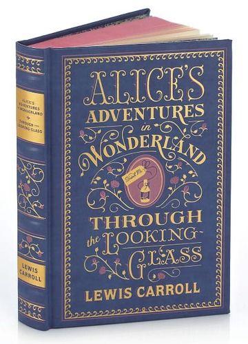 alice in wonderland letherbound - Buscar con Google