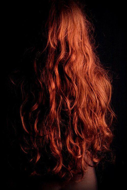 De geschiedenis van rood haar