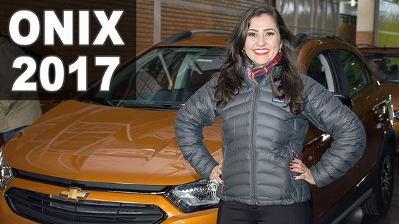 Novo Chevrolet Onix - Prisma - Activ 2017 em Detalhes