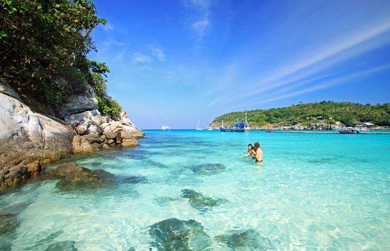Coral Island Phuket Thailand