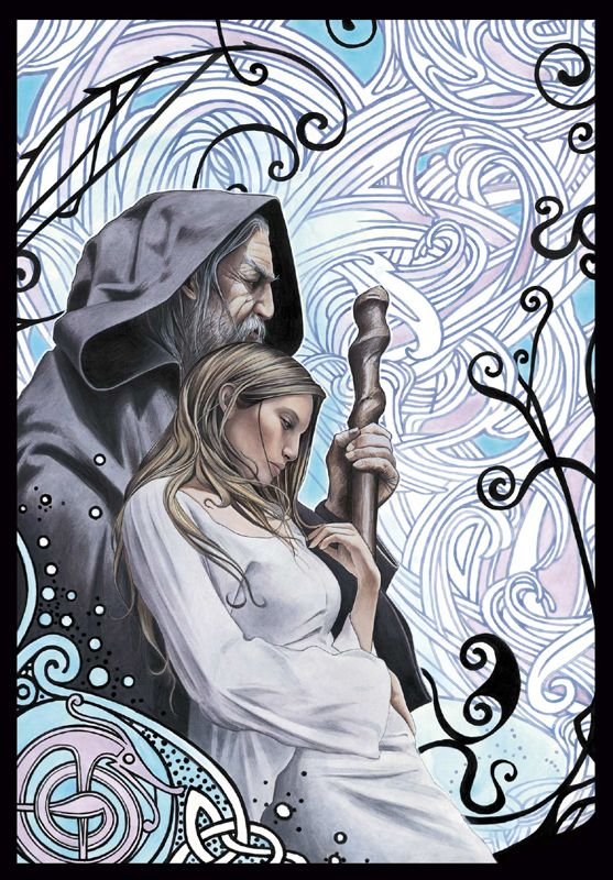' Merlin et Viviane : Amour éternel '