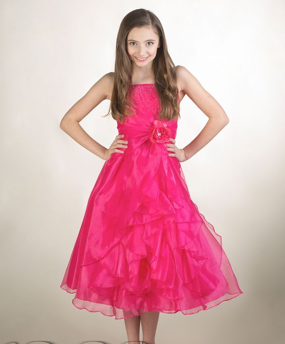 Girls Party Dresses 7-16  Party Dresses For Girls 7 16  Brianna ...