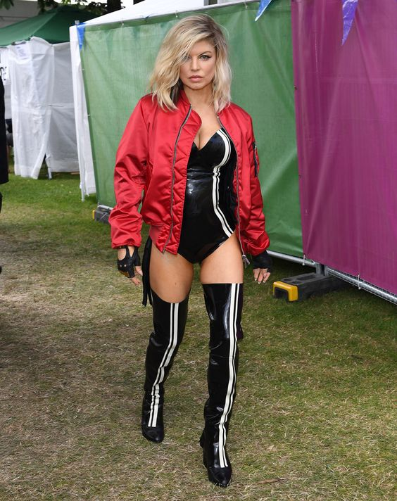 Stacy Ferguson - Wireless Festival London July 10th 2016