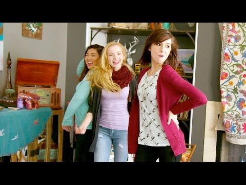 """What A Girl Is - Dove Cameron, Christina Grimmie, Baby Kaely (from """"Liv and Maddie"""") - YouTube"""