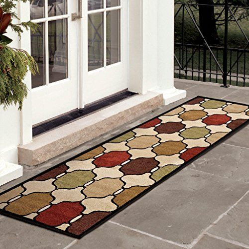 "Orian Rugs Indoor/Outdoor Blocks Graham Multi Runner Rug (2'3"" x 8') Orian Rugs http://www.amazon.com/dp/B0167BVP86/ref=cm_sw_r_pi_dp_ArKTwb193M9HM"