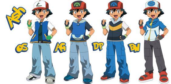 Sacha's evolution