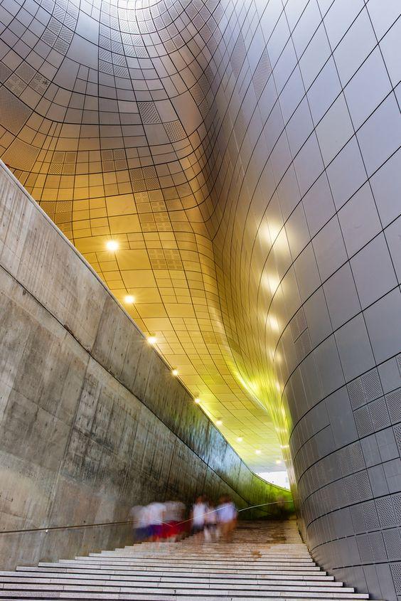 Stuckinseoul — Seoul: Dongdaemun Design Plaza Flickr | Instagram...