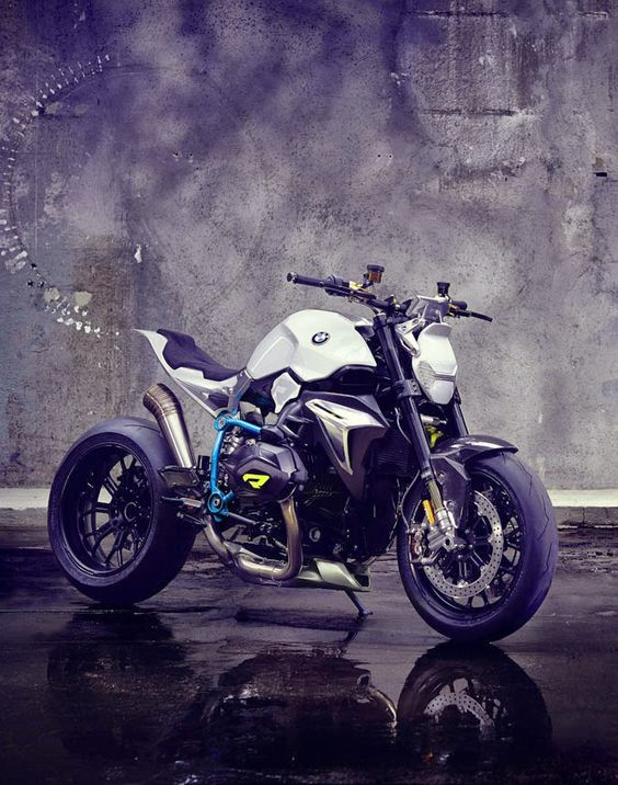 BMW Concept Roadster Revolution (via RocketGarage) Love this!!!