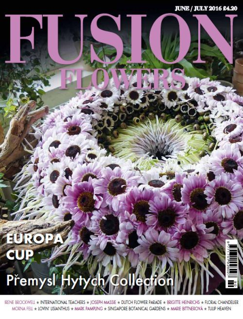 Subscribe to Fusion Flowers Magazine