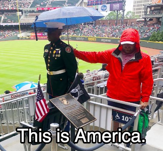Pin By Darrion Bowers On Duty Honor Country American Soldiers Faith In Humanity Faith In Humanity Restored