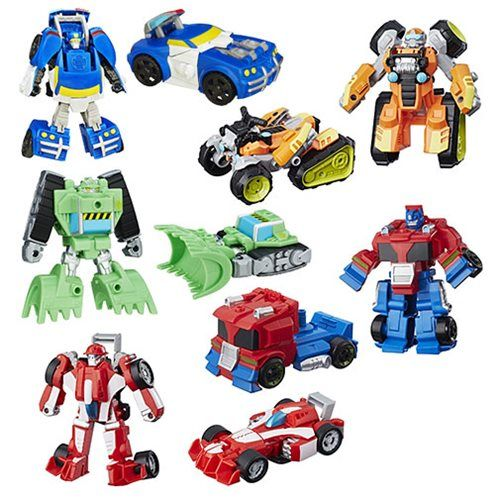 New Transformers Rescue Bots Toys Listed On Entertainment Earth Transformers Rescue Bots Rescue Bots Best Christmas Toys