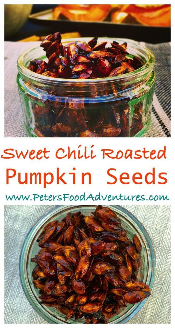Pumpkins, Chili and Sweet on Pinterest