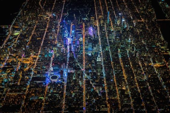 These are the most amazing aerial photos of New York ever, period
