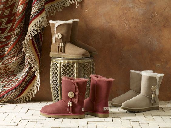 A Moroccan inspired UGG 2013 collection