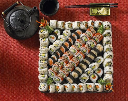 Throw the Best Sushi Party Outside of Japan!