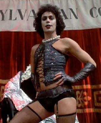 from Aarush is tim curry gay