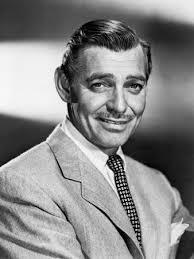 Blog dos Aquarianos: Aquarianos se acham fodões.  Clark Gable (nascido ...