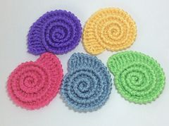 Ravelry: Twirly Seashell pattern by Patricia Brosnan