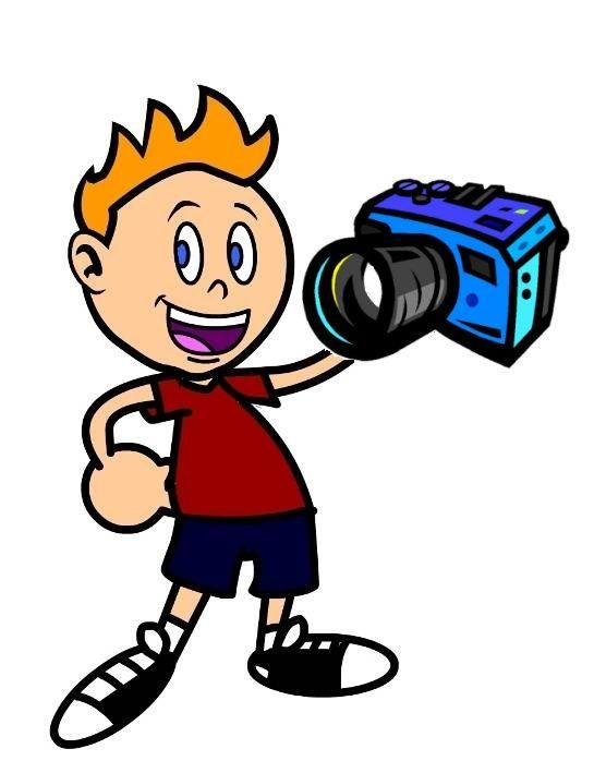 Image result for fotoaparát kreslený